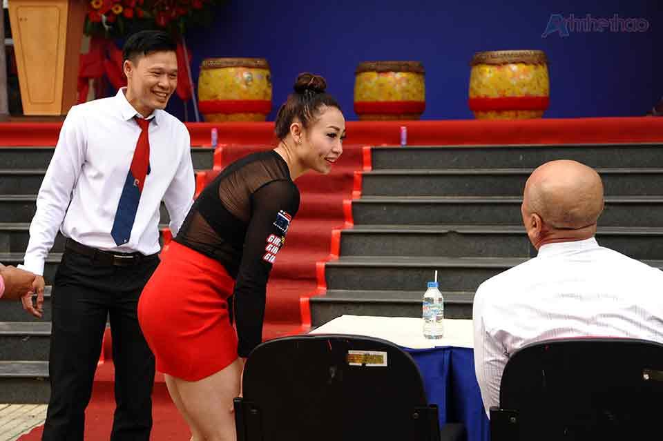 Bà Phạm Thị Phương Thảo - Vô địch Fitness thế giới