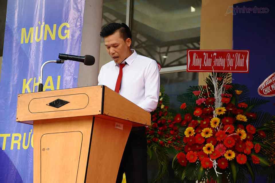 ông Trần Thế Minh - Giám đốc Fit365