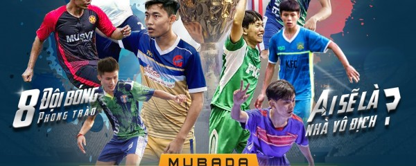 giải Futsal Mubada Pro League 2018