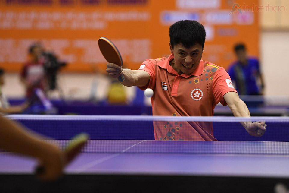 Tay vợt Hong Kong