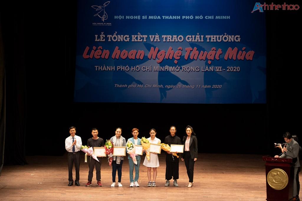 5 nghệ sỹ đoạt giải A